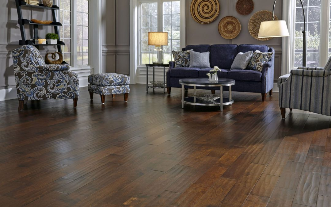 The Benefits of Solid/Engineered Hardwood Floors