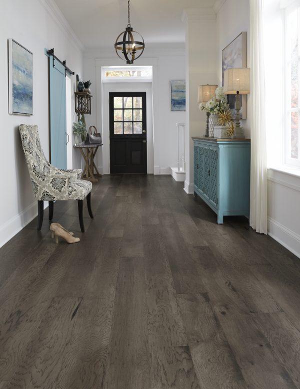 Mannington Latitude Foundry Hickory Fumed Gray (Room) @ Floors Direct North