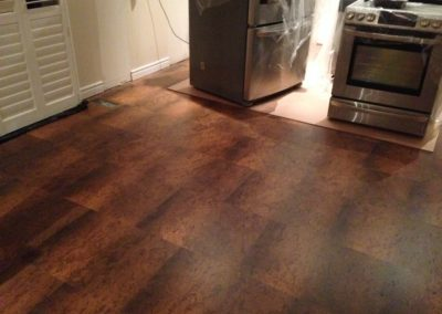 A new flooring installation by Floors Direct North